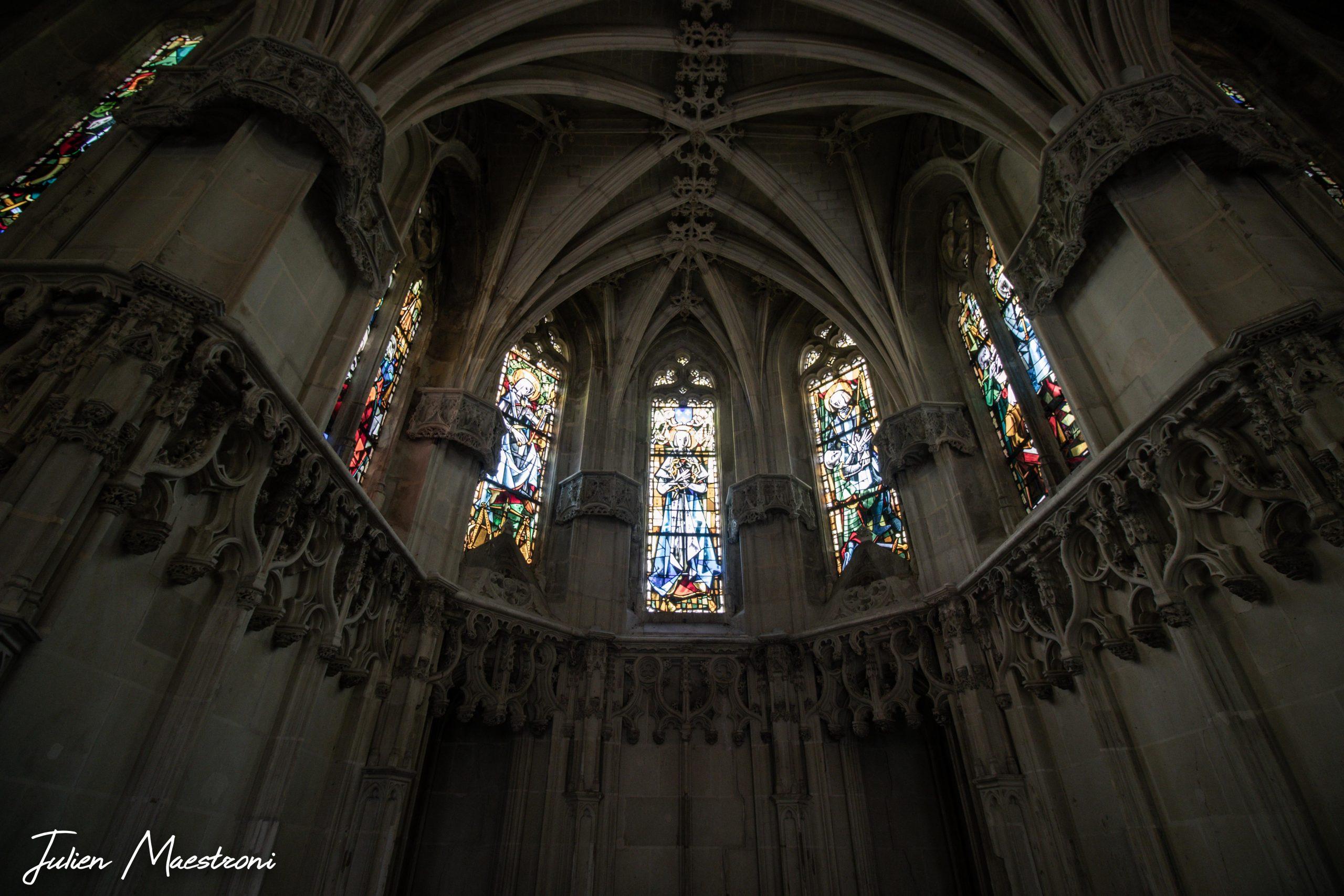 Chapelle d'Amboise