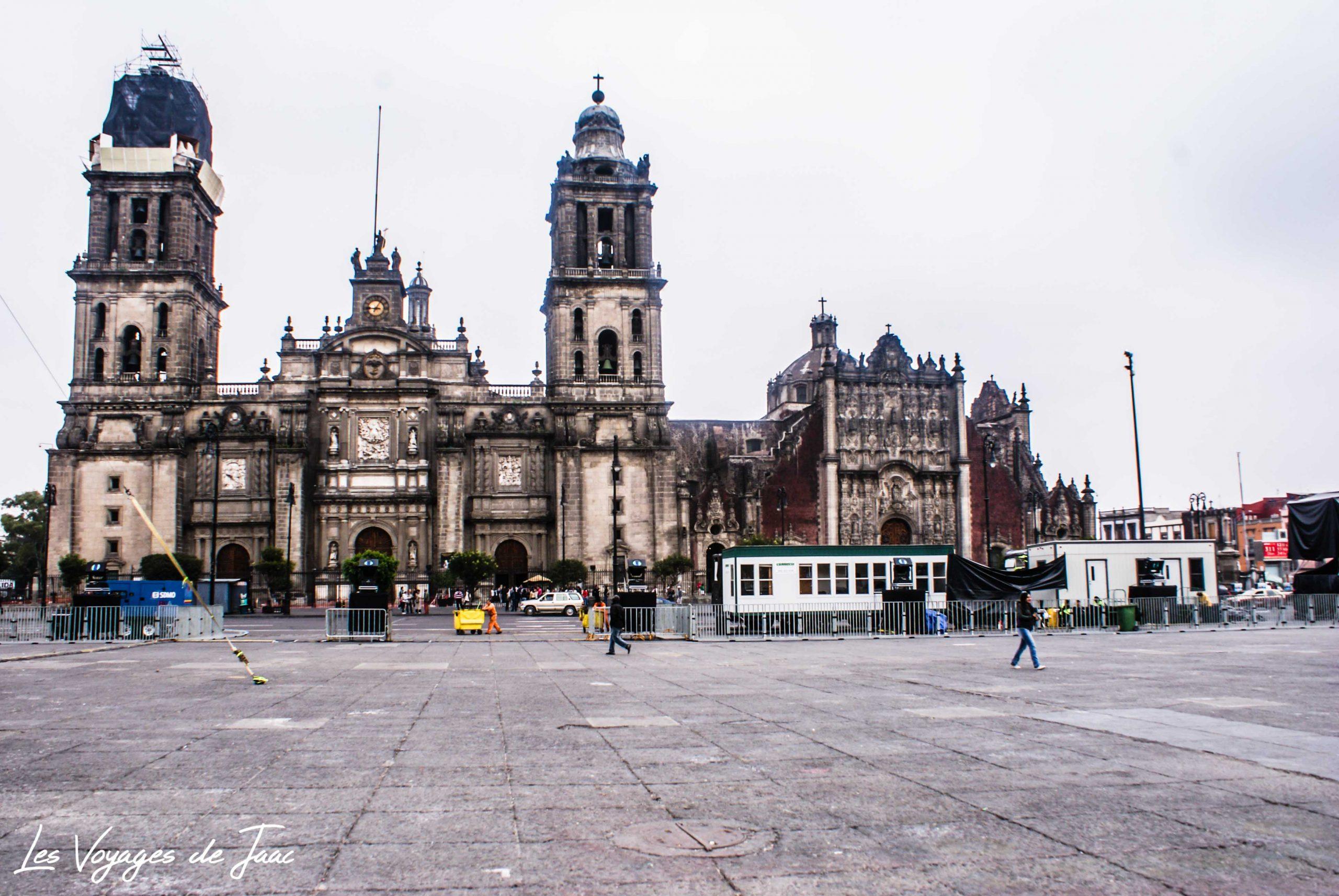 Zocalo mexico