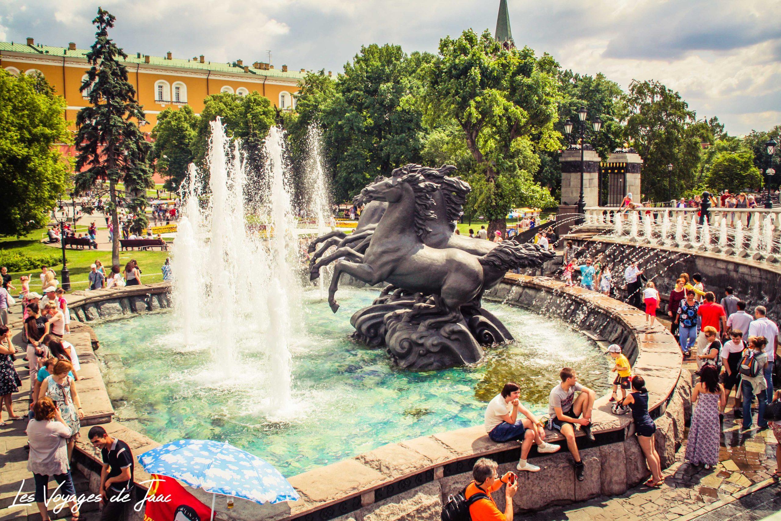 jardin du kremlin