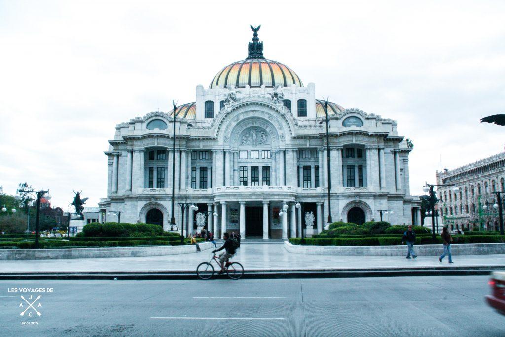 Palais des beaux arts mexico