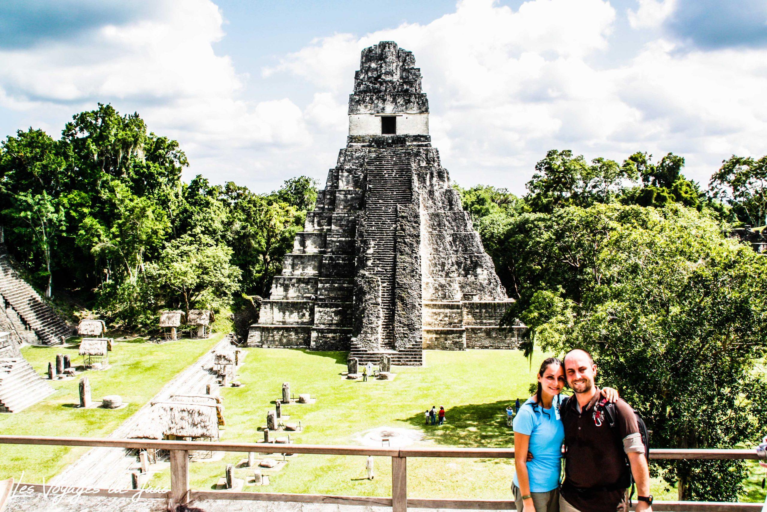 Tikal à deux