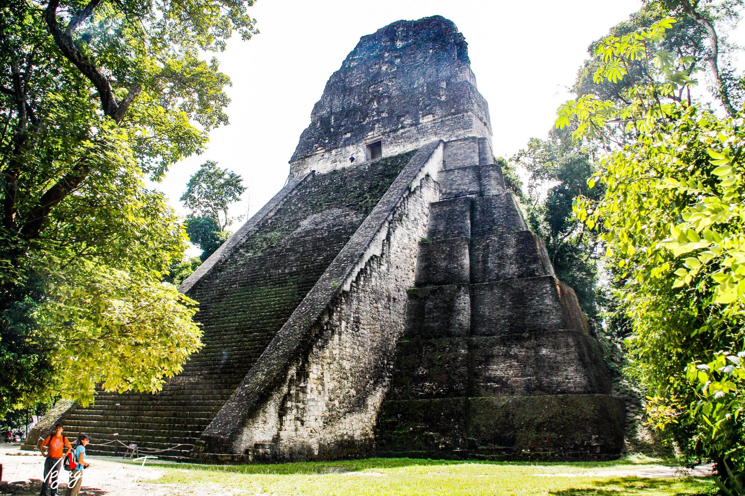 Tikal structure II